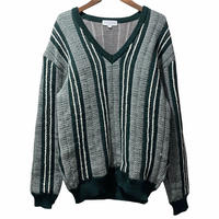 OLD CORSINI ITALY SOLID KNIT SWEATER