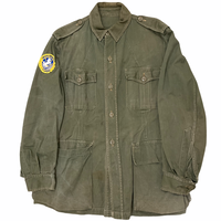 50's VINTAGE CANADIAN ARMY FIELD JKT