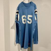 60s Wilson ビンテージ football shirt フットボール