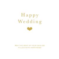 order wedding bouquet White gold