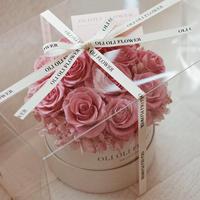 ダズンローズボックスPrincess pink