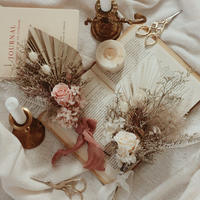 Roseパームリーフ bouquet