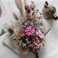 pink ash bouquet