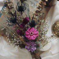 purple ash bouquet