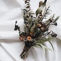 brown ash bouquet
