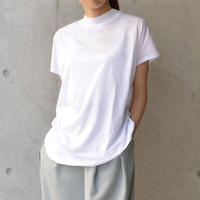 French sleeve tee <White>