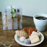 【焼き菓子】コーヒーのともだち 4種クッキー詰め合わせ