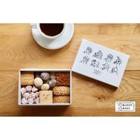 【ホワイトデー】コーヒーのともだち お菓子詰め合わせ缶