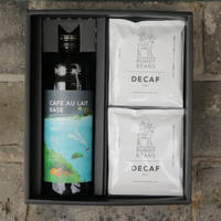 NEW!! GIFT 08【DECAF COFFEE】カフェインレスコーヒーギフト [M]