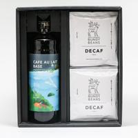 (6)【送料無料】【DECAF COFFEE】カフェインレスコーヒーギフト [M]
