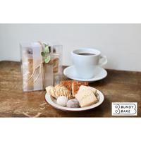 【ホワイトデー】コーヒーのともだち 4種お菓子詰め合わせ