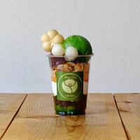 Shiga抹茶パフェ【店頭受払商品】                         ¥850(税込)