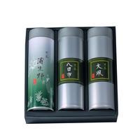 近江茶詰め合わせ(大凧)           150g×3