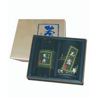 近江茶詰め合わせ(東海道)               70g×2