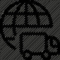 海外への発送料(International shipping charges)
