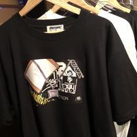 Prefabric Bring Photo Tシャツ(白/黒)