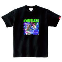 【受注生産】BOOGEY VOXX×Prefabric #VOOTLEXX T-Shirt (黒/白)【予約期間 10月31日まで→発送11月中旬】