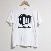 【受注生産】PSP Tシャツ(小屋T白) 【予約期間 7月16日まで→発送7月下旬】