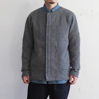 OMNIGOD_クルーネックスナップカーディガン/mens【59-0438N】