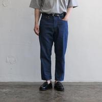 OMNIGOD_8oz綿麻デニムmen/【53-0088E】
