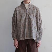 ARTEPOVERA_スタンドシャツ【I017A0098_beige】