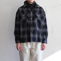 OMNIGOD_フラップポケットボックスシャツ/ladies【56-0324W】