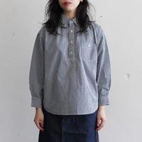 OMNIGOD_ギンガムBDシャツwomen/【56-0922X】