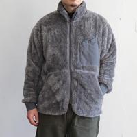OMNIGOD_ジップアップミリタリートレーナー/mens【59-0434N】