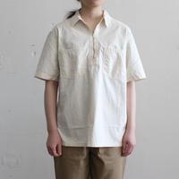 OMNIGOD_ジップシャツwomen/【56-0328X、0329X】