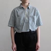 OMNIGOD_ジップシャツwomen/【56-0330E】
