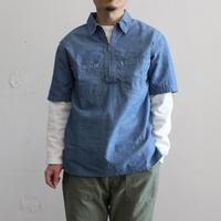 OMNIGOD_ジップシャツmen/【56-0328X、0329X】