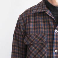 OMNIGOD_フラップポケットボックスシャツ/mens【56-0324W】