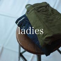 ネップデニム ボーイズベイカーパンツ / ladies【 53-0761D 】