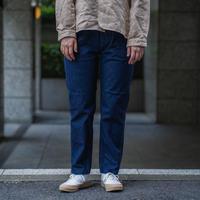 PW DENIM SLIM EASY PANTS OW [53-184D Ladies]