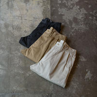 2TUCK TROUSER [51-078T  Ladies]