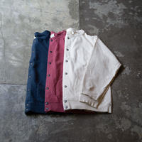 SNAP CARDIGAN [59-435N Men's]