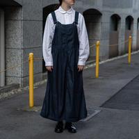 DENIM SALOPETTE SKIRT OW [57-172E  Ladies]