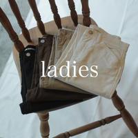 シアーズアンクルパンツ / ladies【 53-0764T 】