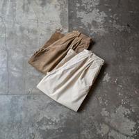ARTE POVERA / 2TUCK WIDE PANTS / [I017I0036 Ladies]
