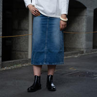 14oz DENIM 5P TIGHT SKIRT AG [57-158A Ladies]