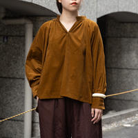 ARTE POVERA / STAND PULLOVER SHIRTS [I017A0097 Ladies]