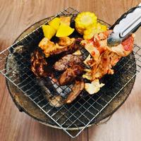 お家で焼肉・BBQセット(総重量約3.8kg)★送料無料★
