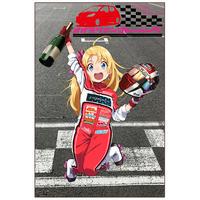 Racingあんこ・ステッカー(委託)