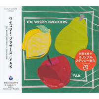 The Wisely Brothers / YAK / CD