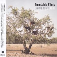 TURNTABLE FILMS / Small Town Talk / CD