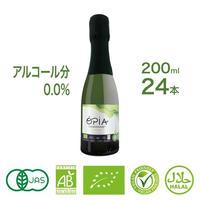 OPIA オピア シャルドネノンアルコールスパークリングワイン 200ml 24本セット 送料無料