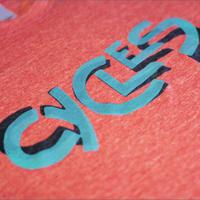 CYCLES  T-Shirts(RD)