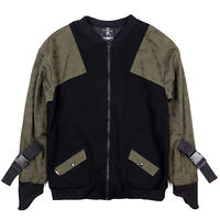 ONECC CAMOUFLAGE SPLICE A1 JACKET