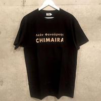"""Leon Fanourakis """"CHIMAIRA """" T-Shirt (BLACK)"""