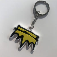 "ANARCHY ""THE KING""  TOUR RUBBER KEY CHAIN"